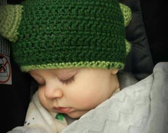 Baby/Toddler Dino Hat
