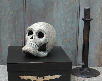 Primitive Skull Box