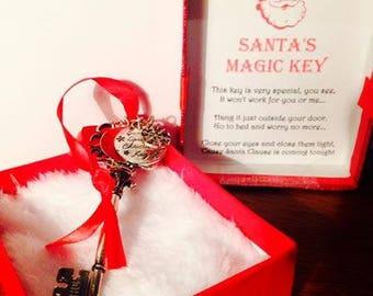 Santa's Magic Christmas  Key