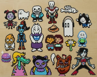 Undertale Characters - Accessories