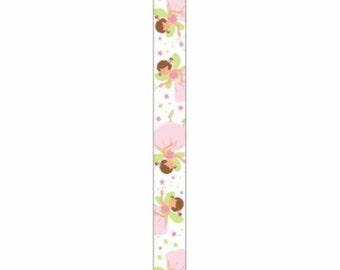 "New 3 Yards Ballerina Ribbon 7/8"", Ballerina Ribbon 22 mm x 2.7 m, Ballerina Craft Ribbon by Berwick Offray Ribbon"