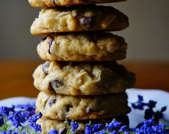 Coconut Chocolate Cookies, Chocolate Chip Cookies, Coconut Cookies, Almond Cookies