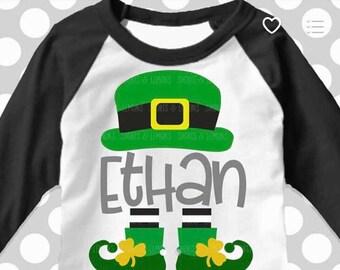 Leprechaun St. Patrick's Day Shirt