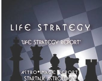 """StarTypes  """"Life Strategy Reading""""."""