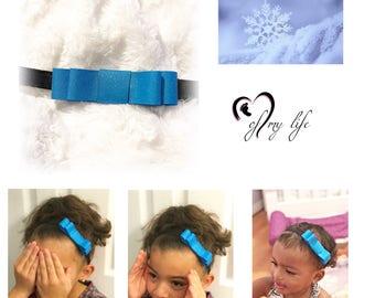 Blueberry Haze-Girl Headband