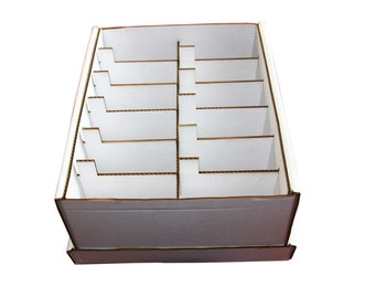 Box storage lockers annual non engraved