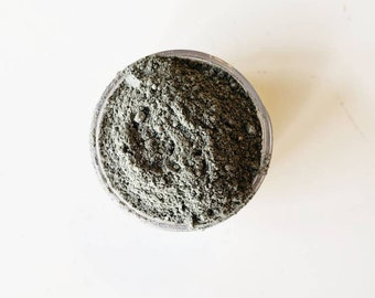 Charcoal Mask, Mud Mask, Acne Face Mask, Clay and Charcoal Face Mask, Acne Face Mask, All Natural Skin Care, Organic Skin Care, Clay Mask