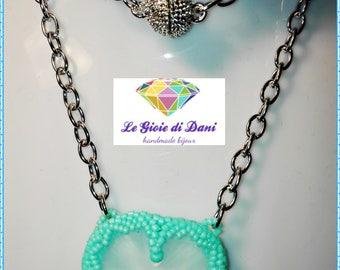 "Handmade necklace ""Fairy heart necklace"""
