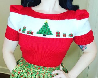 Jolly Holiday Sweater