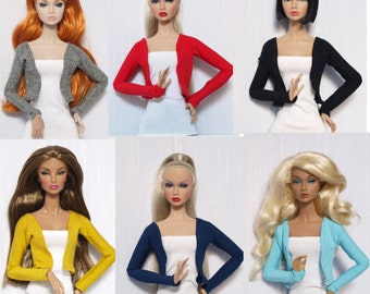 Cardigan for Poppy Parker, Fashion Royalty, Barbie