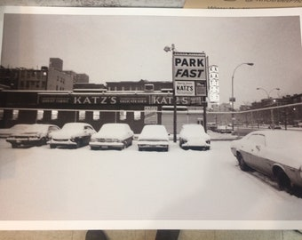 Katz's in Winter