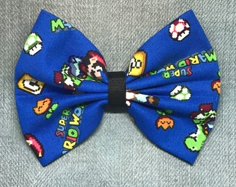 Super Mario - Nintendo Hairbow