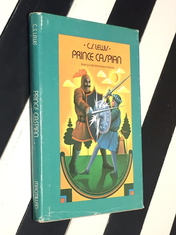 Prince Caspian by C. S. Lewis (1951) hardcover book