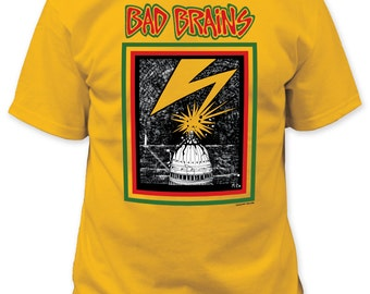 Bad Brains Etsy