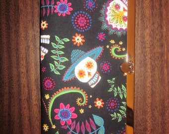 WALLET/CLUTCH - Day of the Dead