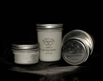100% Soy Candle Smoke and Odor Eliminator