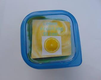 Lemon Frosting Slime
