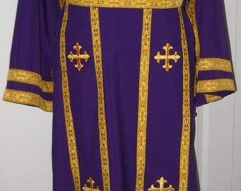 SubDeacon Eastern Orthodox Byzantine Vestment Set