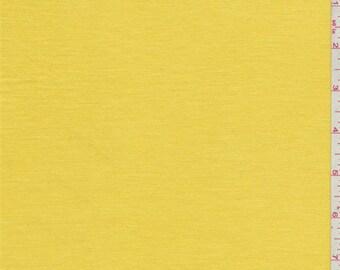 Sunshine Gold T Shirt Knit, Fabric By The Yard