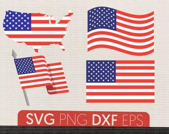 American flag svg Usa flag svg Us flag USA flag design American flag png American patriotic American flag dxf USA flag dxf USA flag clipart