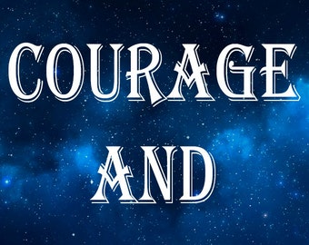 Cinderella - Have Courage and Be Kind Print