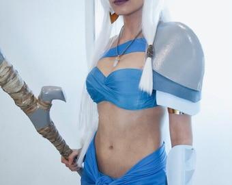 Kida cosplay costume