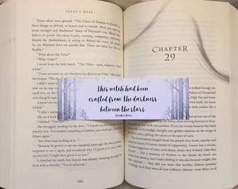 Crafted From Darkness Bookmark