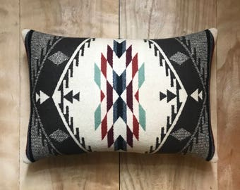Southwestern Pillow • Southwest Decor • Tribal Pillow • Western Decor • Bohemian Pillow • Boho Decor • Tribal Arrows • Brown Beige Pillow