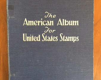 American Album for US Stamps