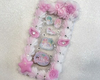 Little Twins Stars iPhone 6 Decoden Case