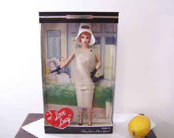 Vintage Barbie Doll - LUCY-gets-a-PARIS-GOWN - Episode-147-I-Love-Lucy-Collector -Edition-T