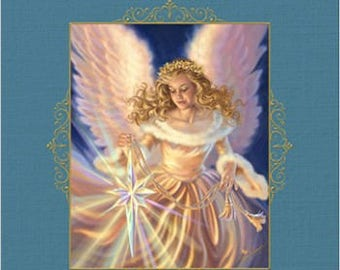 3 Card Angels of Abundance Spread. Past, Present, Future Oracle Card Video Reading.