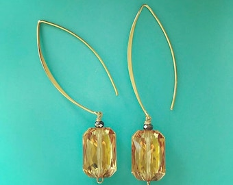 Sunny Swarovski Earrings