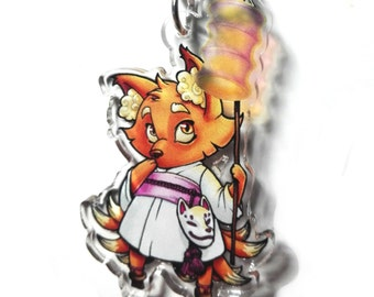 Kitsune Charm