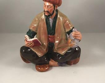 Omar Khayyam - Royal Doulton Figurine, HN 4247