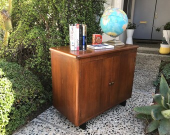 MID CENTURY Modern Storage Cabinet (Los Angeles)