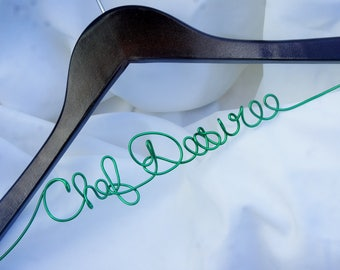 Personalized Chef Coat Hanger For Culinary School Graduation Present, Chef Gift