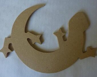 Very nice salamander wood blank