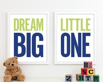 Baby Boy Nursery Decor Boy Nursery Art, Kids Wall Art Baby Shower Gift for Baby Boy Gift for Baby