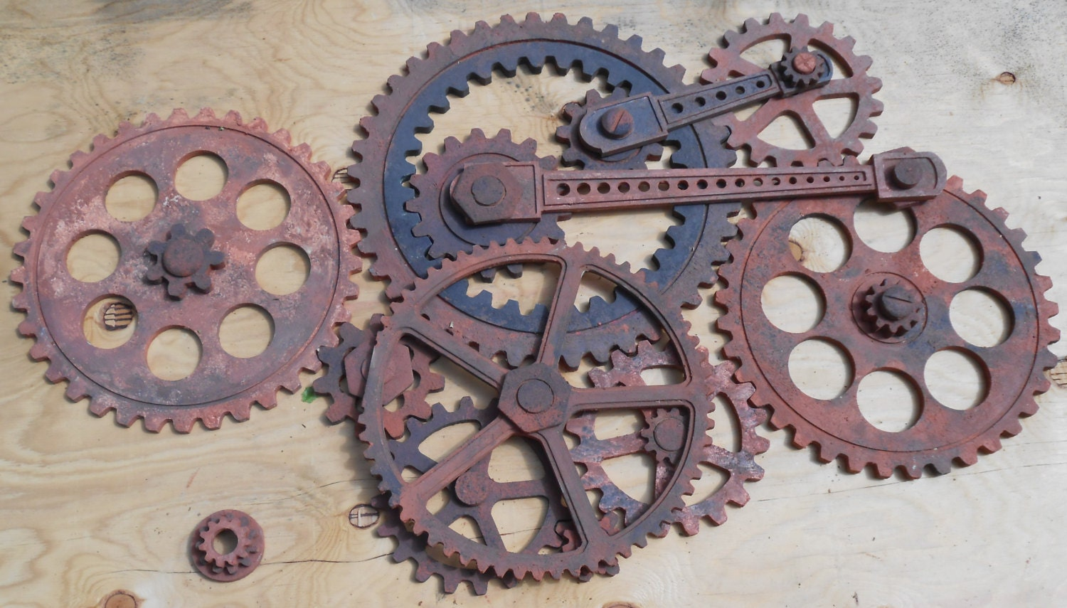 Gear Wall Decor Gear Wall Decoration Feet By Wooden Gears On Buy Wall Art Gear And Get Free Shipping O