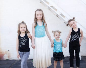 Cute Flower Girl Gift Ideas, Flower Girl Shirts, Team Bride Shirts, Flowergirl, Girls Presents, Tank Tops, Girls Gift Ideas, Flower Tank Top