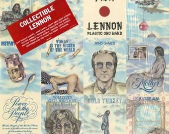 John Lennon/ Plastic Ono Band-  Shaved Fish (Original Vinyl LP)
