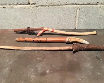 Custom Wands