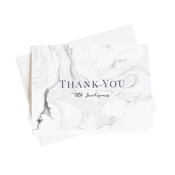 Personalized Thank You Notes Business Thank You Notes Thank