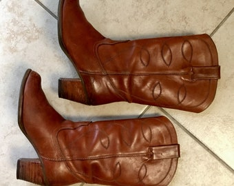 70's Vintage Western Boots