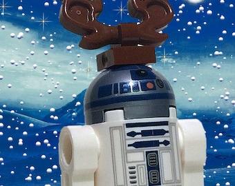 star wars; Christmas R2D2