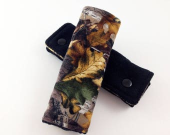 Baby Boy Camo Seat Belt Strap Cover Camo Baby Car Seat Strap Cover Realtree Camo Baby Boy Gift
