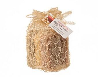 JenSan 3 Piece Organic Shea Butter Soap Gift Set