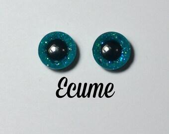 Eyechips 13 mm - Coloris Ecume  Taille Pullip Modèles Récents