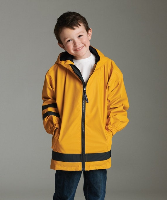 Charles River New Englander Rain Jacket - Child Sizes 4-7